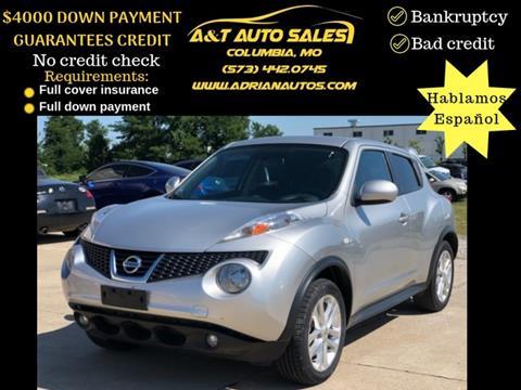 2011 Nissan JUKE for sale in Columbia, MO