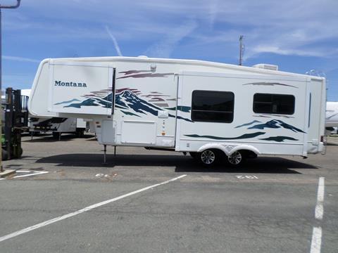 2006 Keystone Montana Fifth Wheel For Sale In Lodi CA