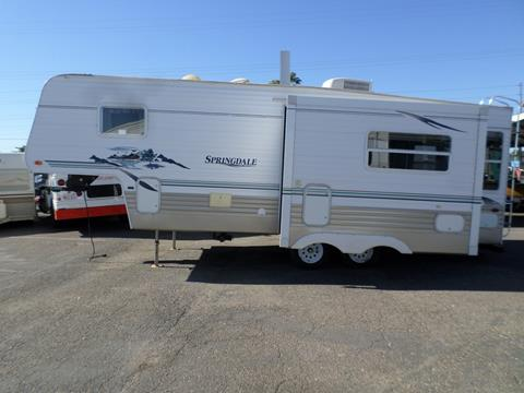 2005 Keystone Springdale 5th Wheel for sale in Lodi, CA