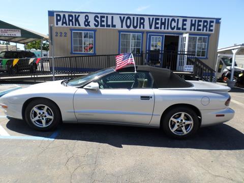 1997 Pontiac Firebird for sale in Lodi, CA