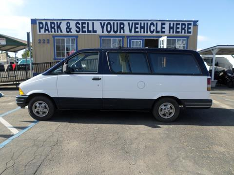 1991 Ford Aerostar for sale in Lodi, CA