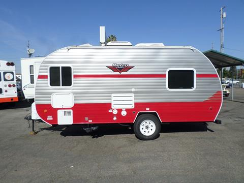 2016 Riverside RV Retro 177SE Travel Trailer for sale in Lodi, CA