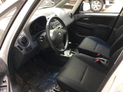 2013 Suzuki SX4 Crossover