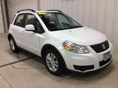 2013 Suzuki SX4 Crossover for sale in New Ulm, MN