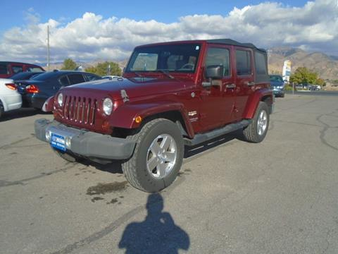 2008 Jeep Wrangler Unlimited for sale in Logan, UT