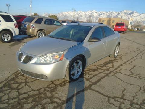 2009 Pontiac G6 for sale in Logan, UT