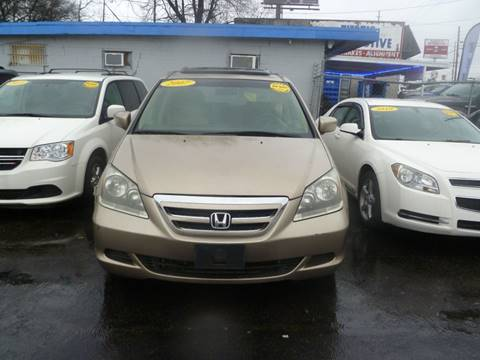 2007 Honda Odyssey for sale in Madison, TN