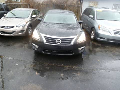 2015 Nissan Altima for sale in Madison, TN
