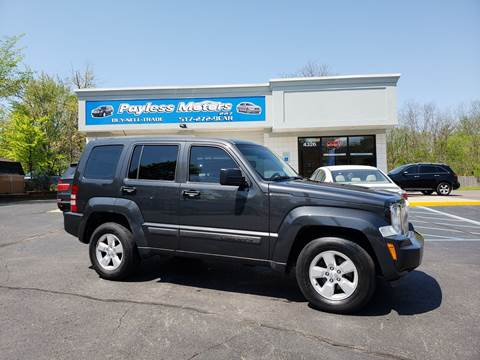 2011 Jeep Liberty for sale in Lansing, MI