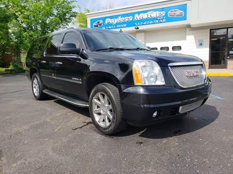 2009 GMC Yukon XL for sale in Lansing, MI