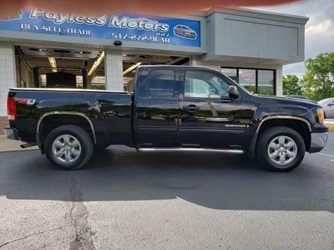 2009 GMC Sierra 1500 for sale in Lansing, MI