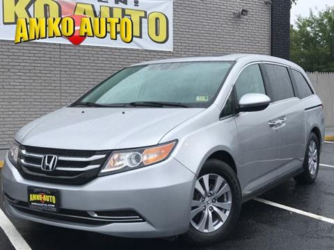 2015 Honda Odyssey for sale in Manassas, VA