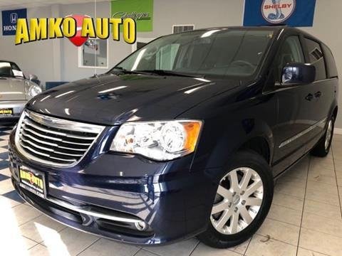 2015 Chrysler Town and Country for sale in Manassas, VA
