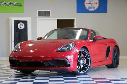 2018 Porsche 718 Boxster for sale in Manassas, VA