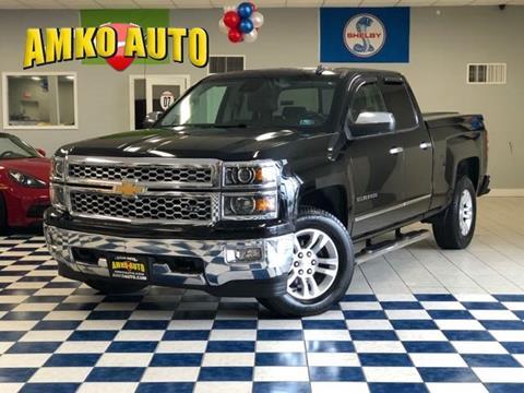 2014 Chevrolet Silverado 1500 for sale in Manassas, VA