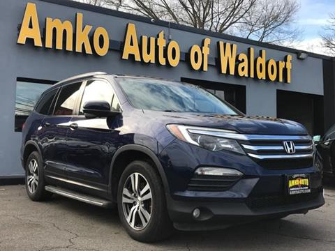 2016 Honda Pilot for sale in Manassas, VA