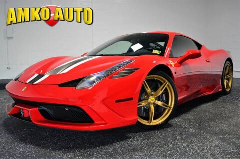 2015 Ferrari 458 Speciale for sale in Waldorf, MD