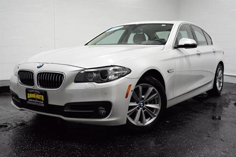2016 BMW 5 Series for sale in Waldorf, MD