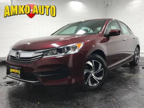 2016 Honda Accord for sale in Waldorf, MD