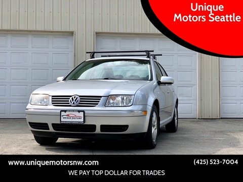 2005 Volkswagen Jetta for sale in Bellevue, WA