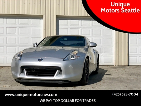 2011 Nissan 370Z for sale at Unique Motors Seattle in Bellevue WA