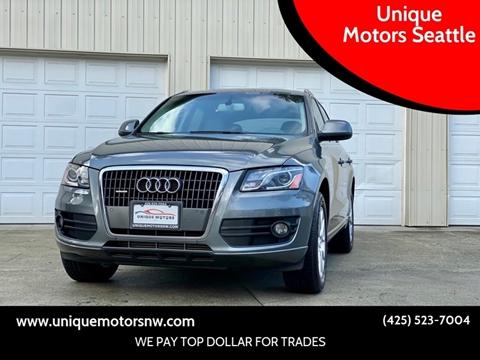 2012 Audi Q5 for sale at Unique Motors Seattle in Bellevue WA