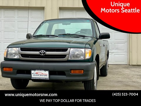 1999 Toyota Tacoma for sale in Bellevue, WA