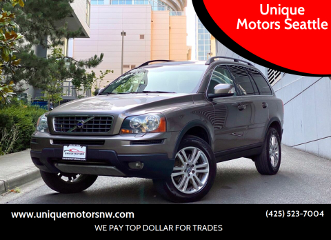 2009 Volvo XC90 for sale at Unique Motors Seattle in Bellevue WA