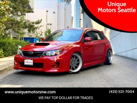 2011 Subaru Impreza for sale at Unique Motors Seattle in Bellevue WA