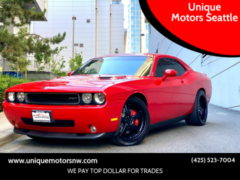 2010 Dodge Challenger for sale at Unique Motors Seattle in Bellevue WA