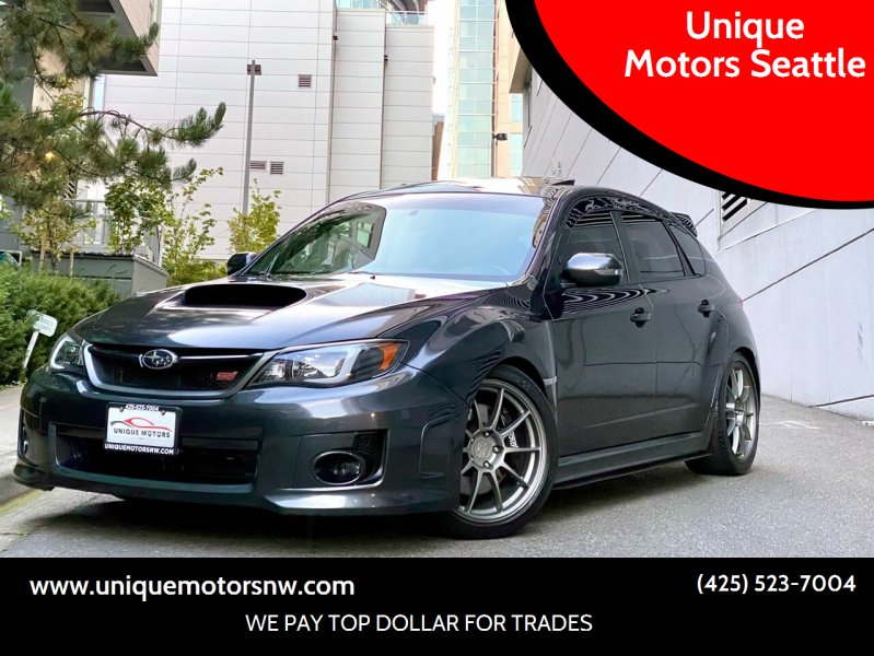 2011 Subaru Impreza for sale at Unique Motors Seattle in Bellevue WA