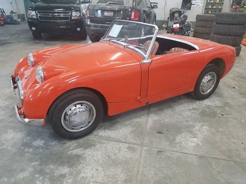 1959 Austin-Healey Sprite MKIII for sale at Rabid Sales in Hayden ID