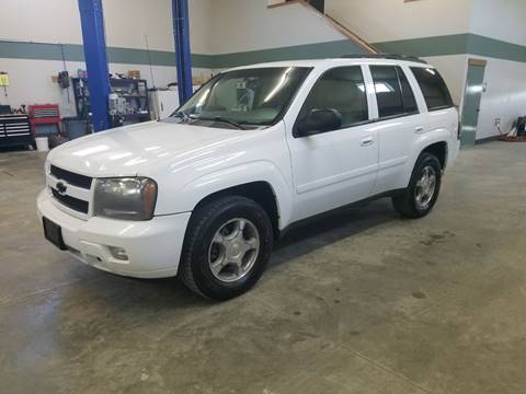 2008 Chevrolet TrailBlazer LT1 for sale at Rabid Sales in Hayden ID