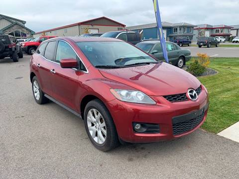 2007 Mazda CX-7 Grand Touring for sale at Rabid Sales in Hayden ID