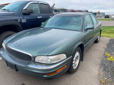 1998 Buick Park Avenue for sale at Rabid Sales in Hayden ID