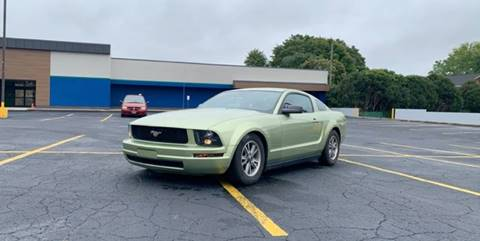 2005 Ford Mustang for sale in Utica, MI