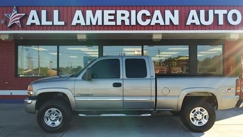 2003 GMC Sierra 2500HD for sale in Fayetteville, NC