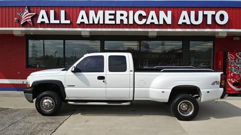 2001 Chevrolet Silverado 3500 for sale in Fayetteville, NC