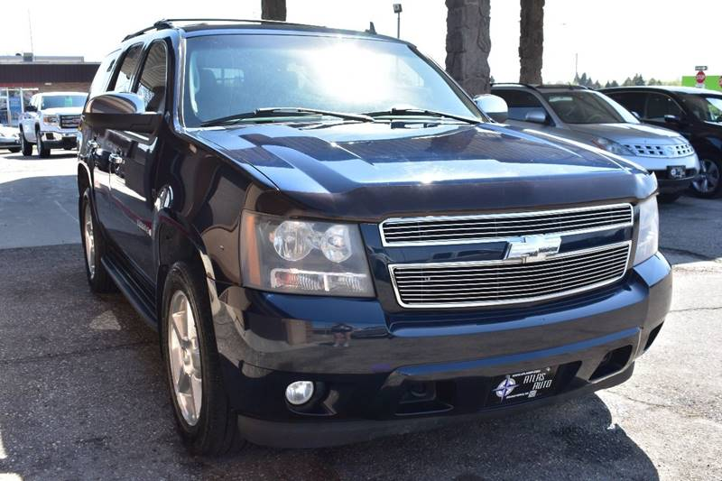 2007 Chevrolet Tahoe For Sale At Atlas Auto In Grand Forks ND