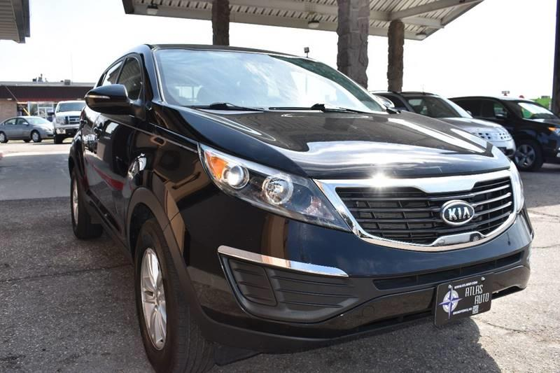 2011 Kia Sportage For Sale At Atlas Auto In Grand Forks ND