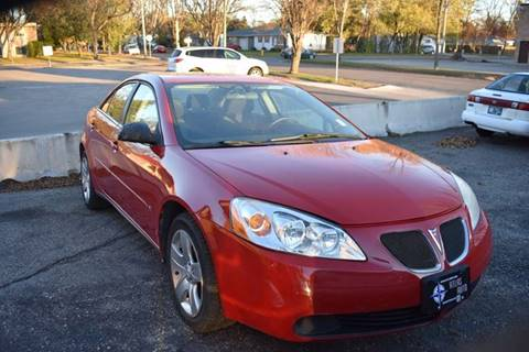 2007 Pontiac G6 for sale in Grand Forks, ND