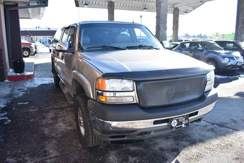 2002 GMC Sierra 2500HD for sale in Grand Forks, ND