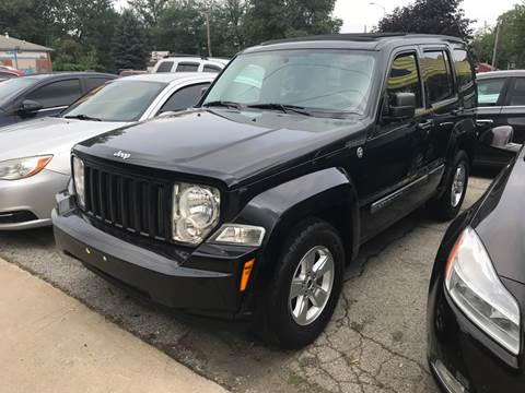 2010 Jeep Liberty for sale in Gary, IN