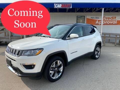 2018 Jeep Compass for sale at CARMART in Champaign IL