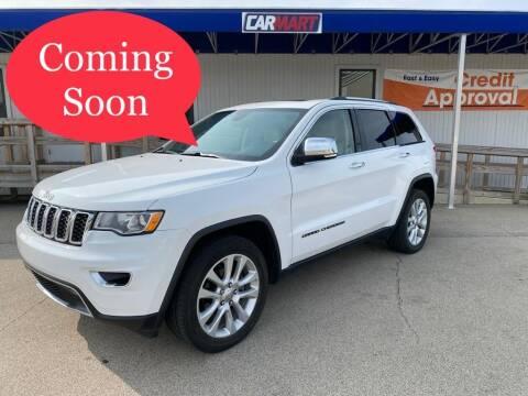 2017 Jeep Grand Cherokee for sale at CARMART in Champaign IL