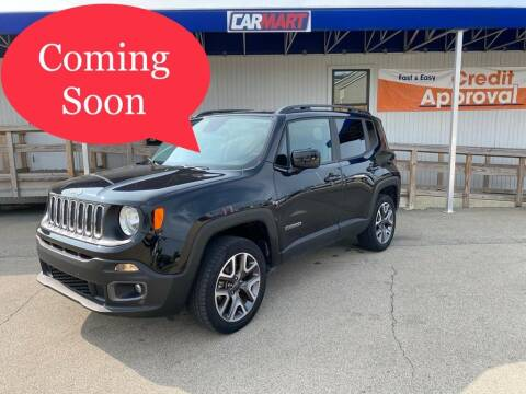 2017 Jeep Renegade for sale at CARMART in Champaign IL
