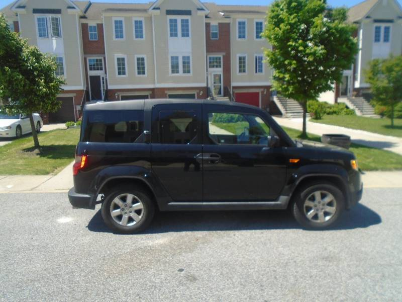 2009 Honda Element for sale at 28TH STREET AUTO SALES AND SERVICE in Wilmington DE
