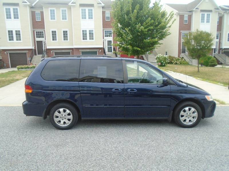 2003 Honda Odyssey For Sale At 28TH STREET AUTO SALES AND SERVICE In  Wilmington DE