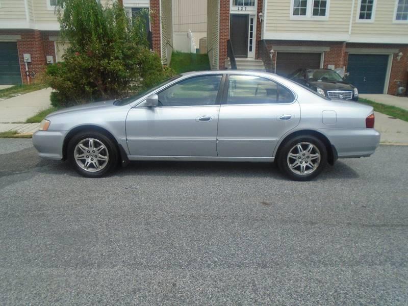 Acura TL In Wilmington DE TH STREET AUTO SALES AND SERVICE - 2001 acura tl for sale