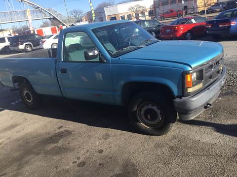 1993 Chevrolet C/K 1500 Series for sale at 28TH STREET AUTO SALES AND SERVICE in Wilmington DE